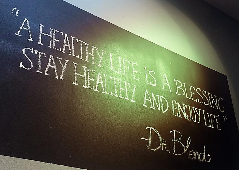 Dr Blend