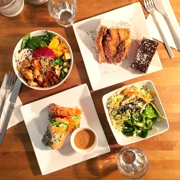 Où manger healthy à Lyon ?