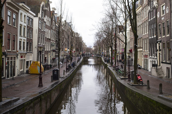 Week-endà Amsterdam