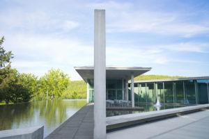 Tadao Ando, Art Centre, 2011, © Tadao Ando et Château La Coste 2016. Photograph © Andrew Pattman 2016