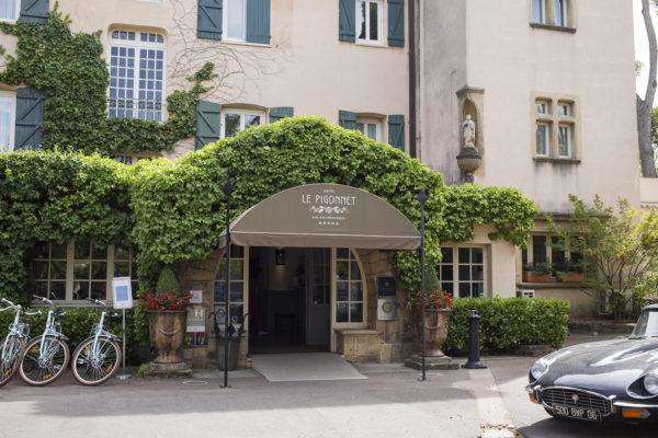 Brunch au Pigonnet - Aix-en-Provence