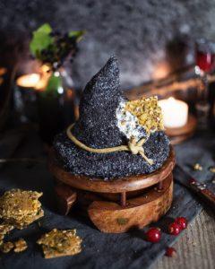 Fromage à tartiner aux fruits séchés et pavot - Recette Harry Potter